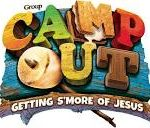 Getting S'more of Jesus Weekend Bible Adventure